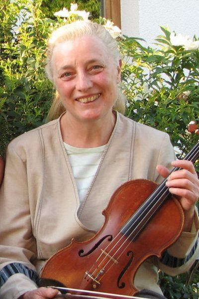 Odile Meyer-Siat - Violine