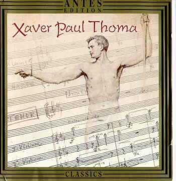 CD Hölderlin - Werke von Xaver Paul Thoma