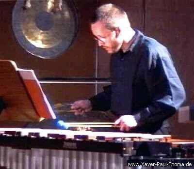 Boris Müller - Schlagzeug
