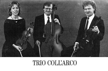 Trio coll'arco