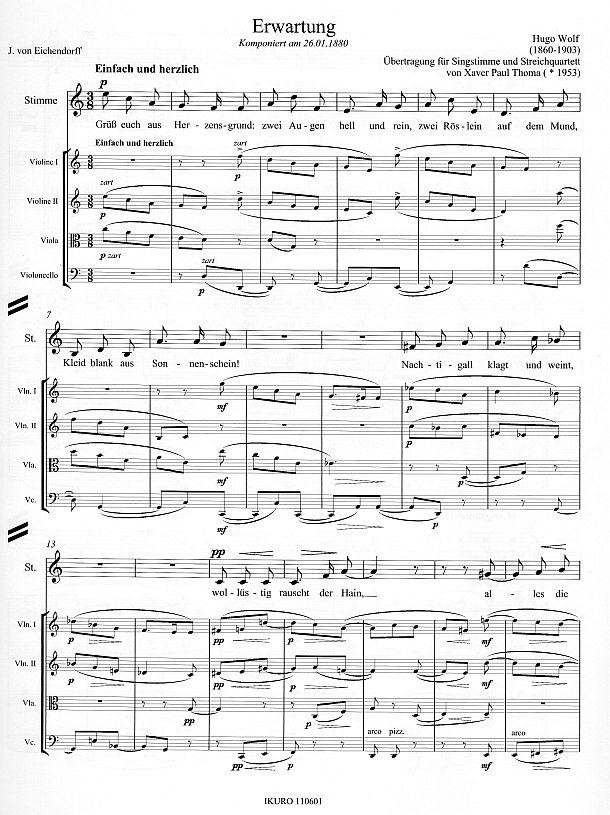 xpt170 wolf sopran streichquartett